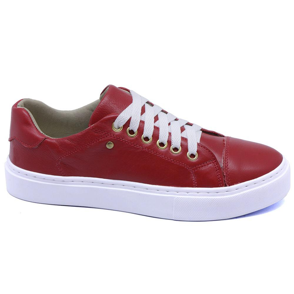 Tênis Feminino 3ls3 Vermelho