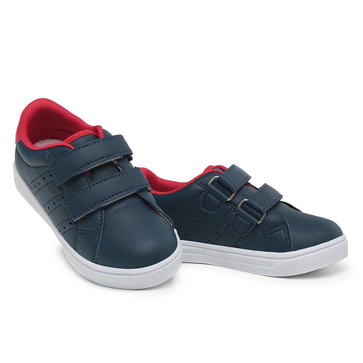 Tênis Infantil 3ls3 Azul Escuro