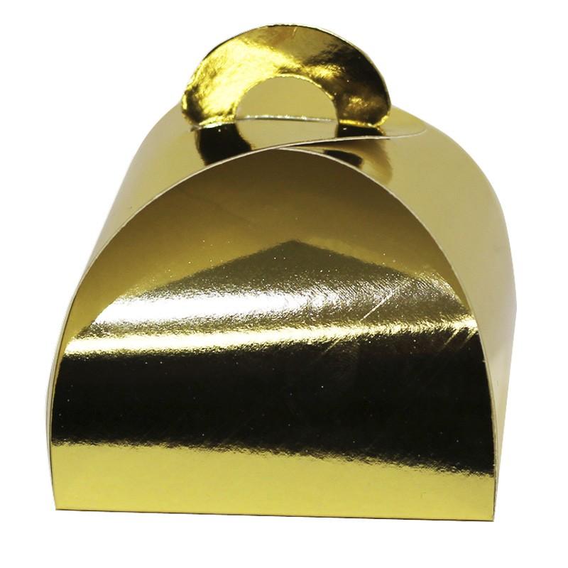 6,5x6,5x5,5cm - Caixa Maleta Wrap - REF.0065030