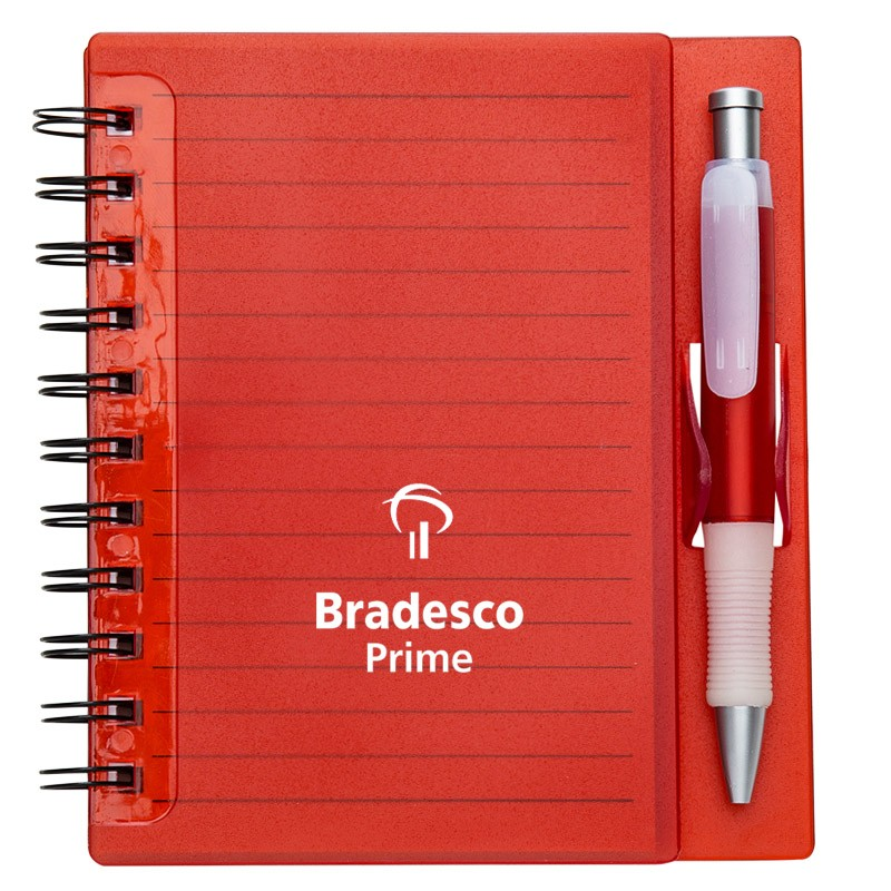 Caderno de Anotações com Caneta - Ref.0019031 - A partir de...