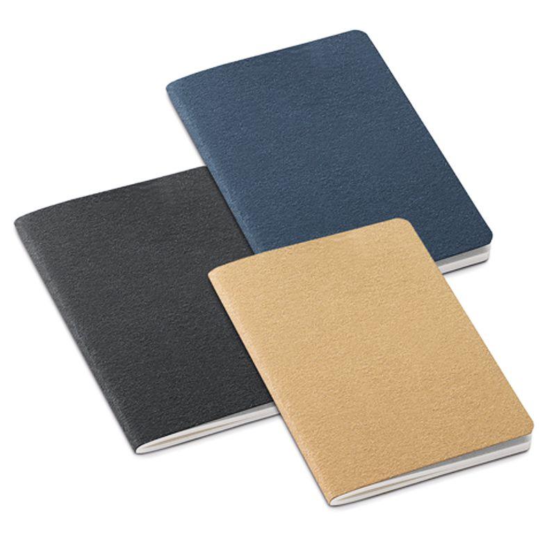 Caderno de Anotações Sem Pauta Reciclado - Ref.0019335 - A partir de...
