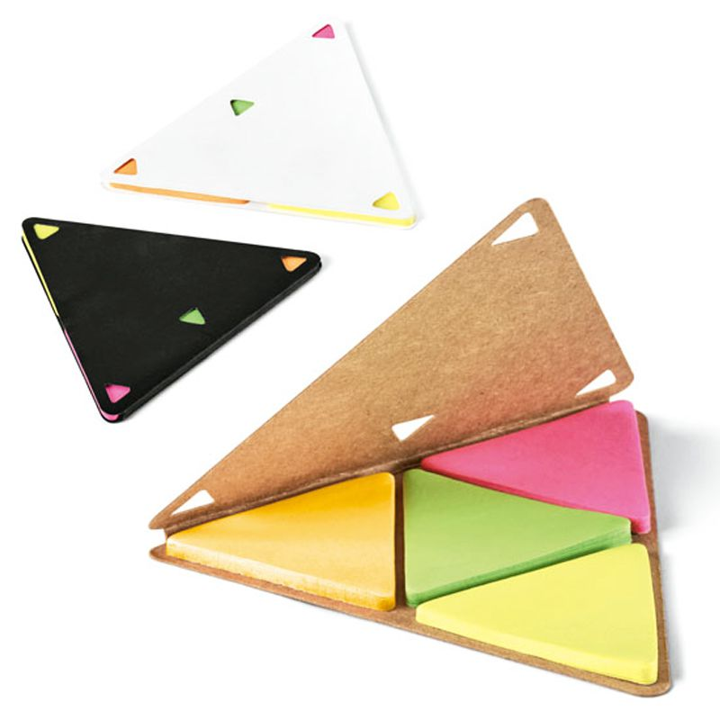 Bloco de Notas Triângulo - Ref.0019355 - A partir de...