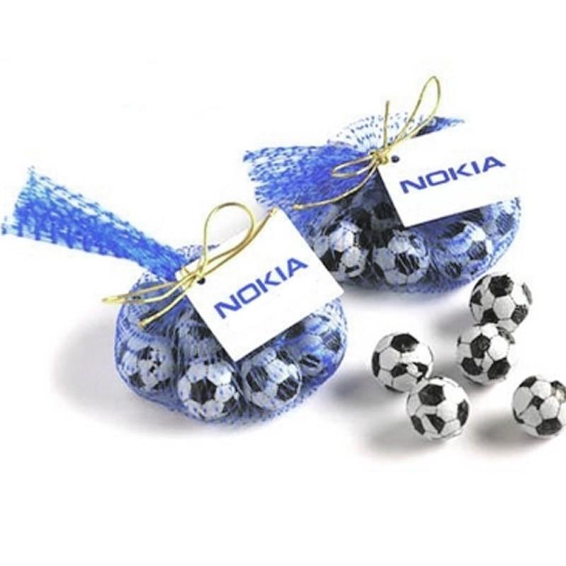 Bola na Rede - Chocolate bola de futebol Ref.0014930