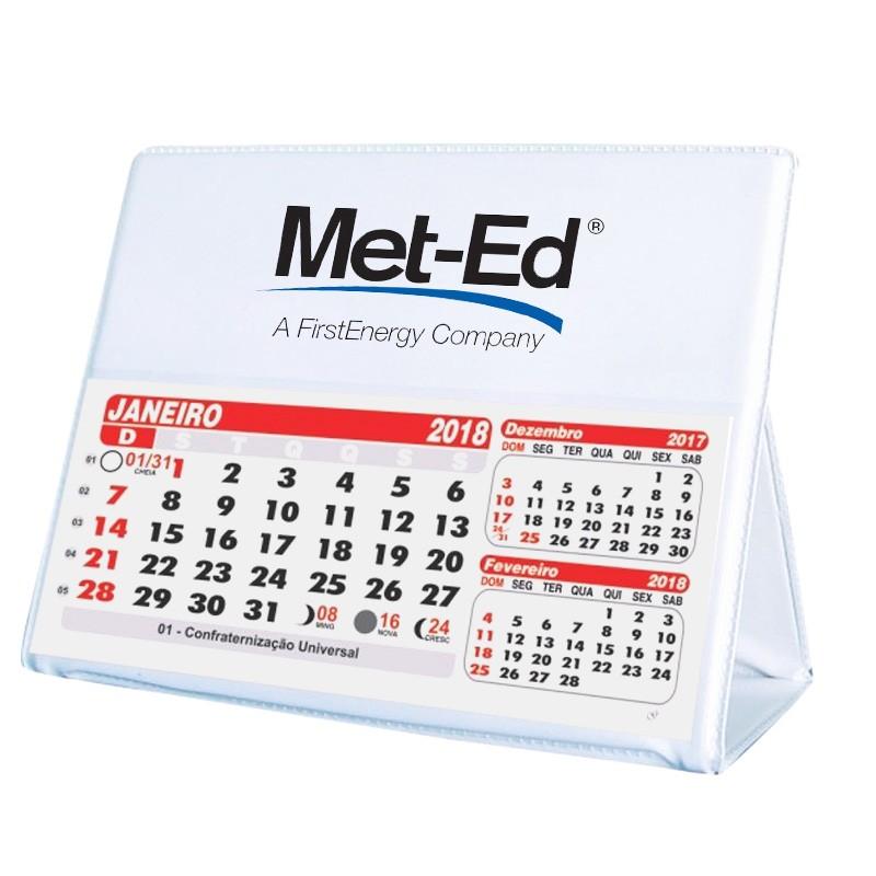 Calendário de Mesa Ref.0013015