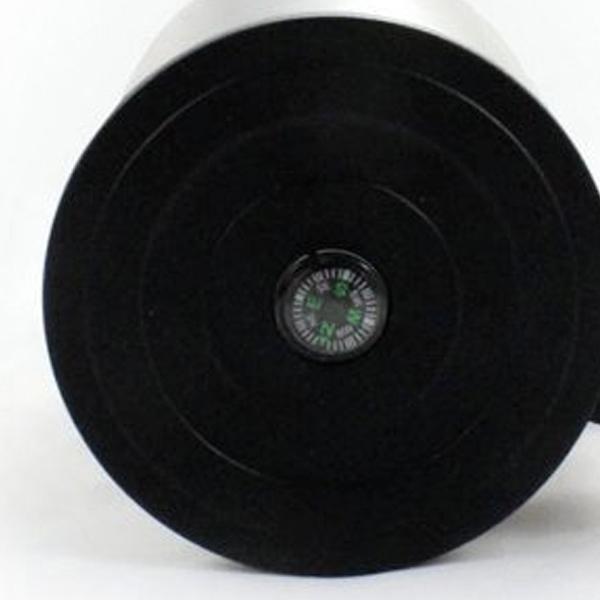 Caneca Inox 200ml Tampa com Bússola Ref.0018028