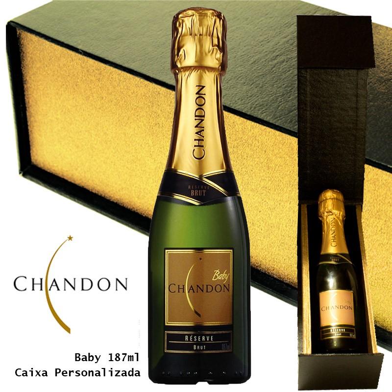 Chandon Baby 187ml Luxo - Ref.0014765