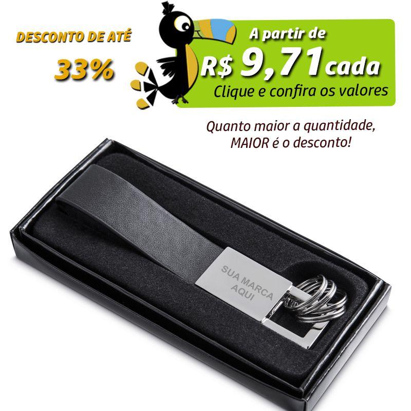 Chaveiro 4 Argolas  - Ref.0044116