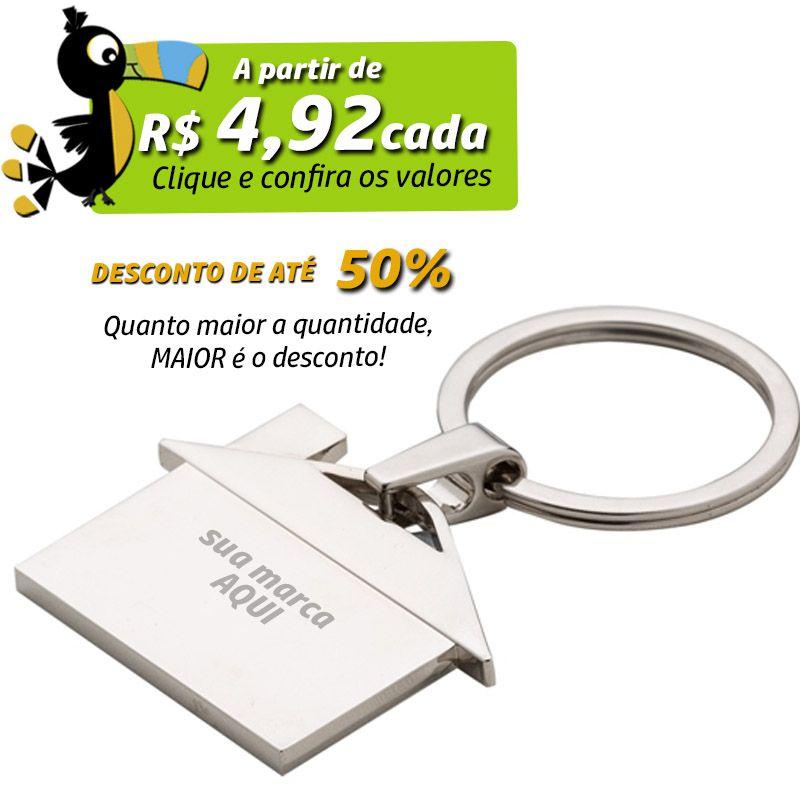 Chaveiro Casa - Ref.0044115
