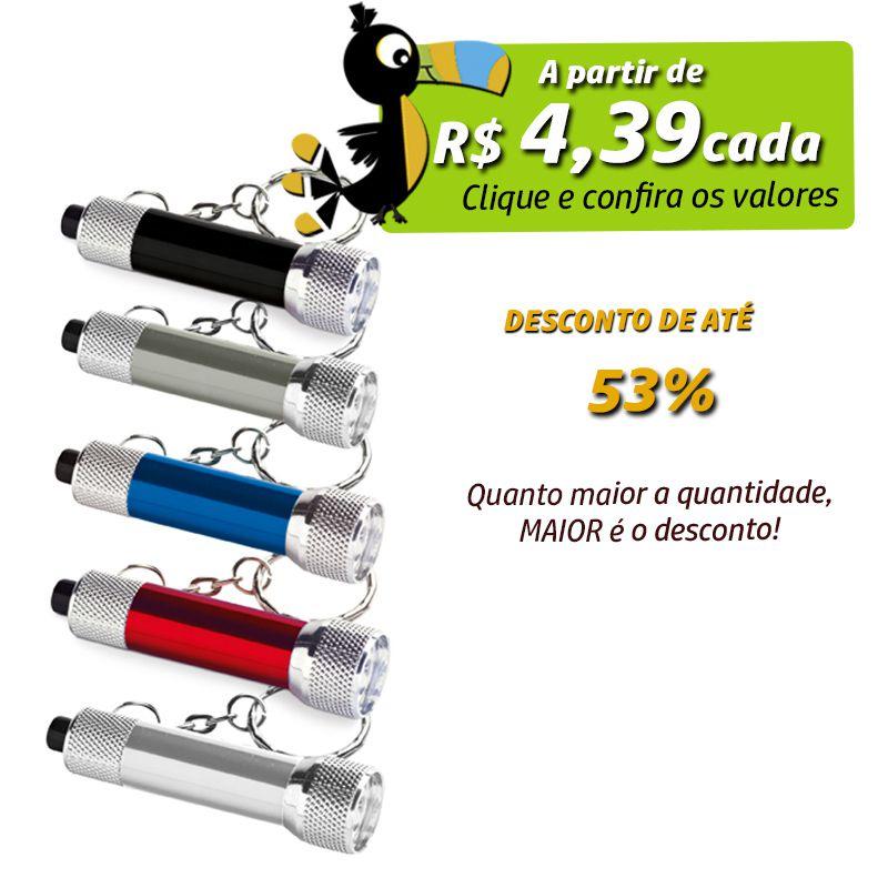Chaveiro Lanterna  - Ref.0044113