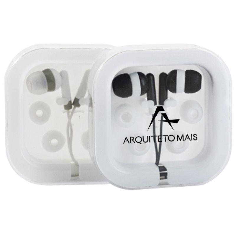 Fone de Ouvido intra-auricular na caixinha - Ref. 0025200