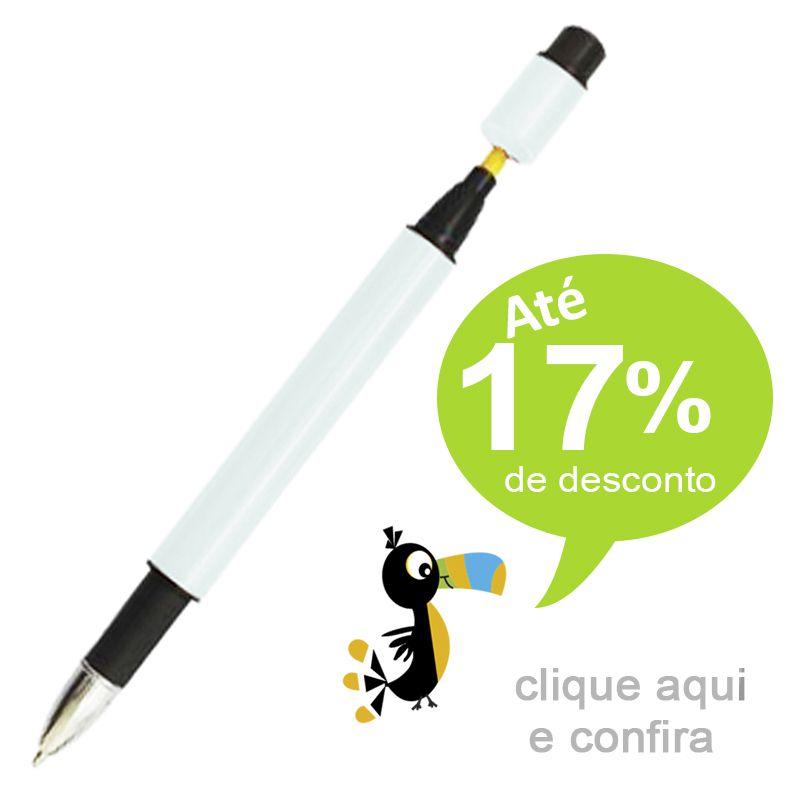 Garibaldi - Caneta Texto e Esferográfica - Ref.0029045