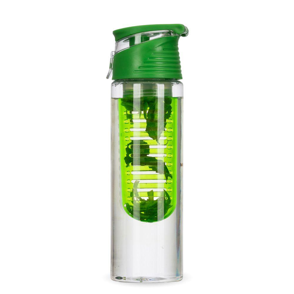 Garrafa Plástica com Infusor de Frutas - 750 ml - Ref. 0018030