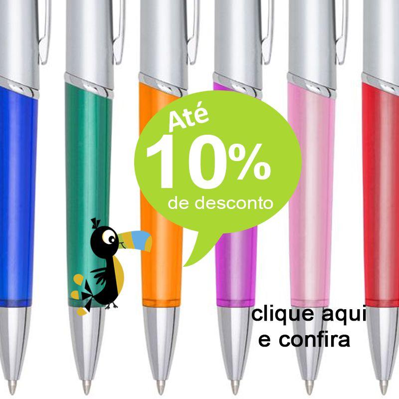Guarulhos - Caneta Plástica - Ref. 0028290