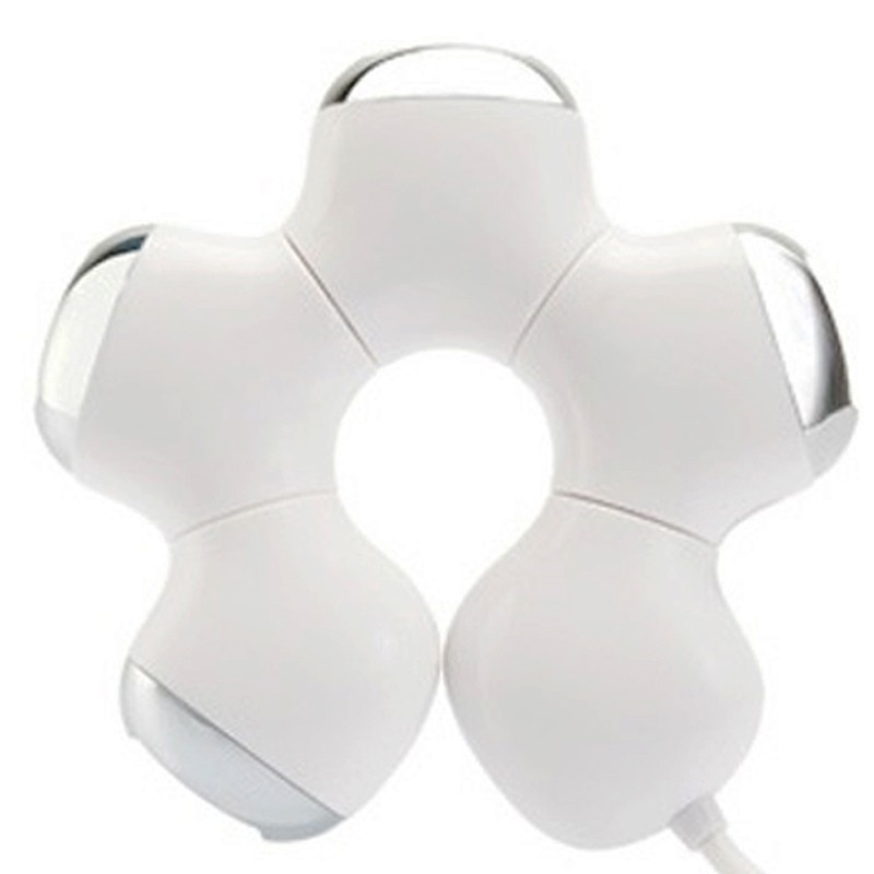 Hub Estrela Articulável Branco Ref.0025014