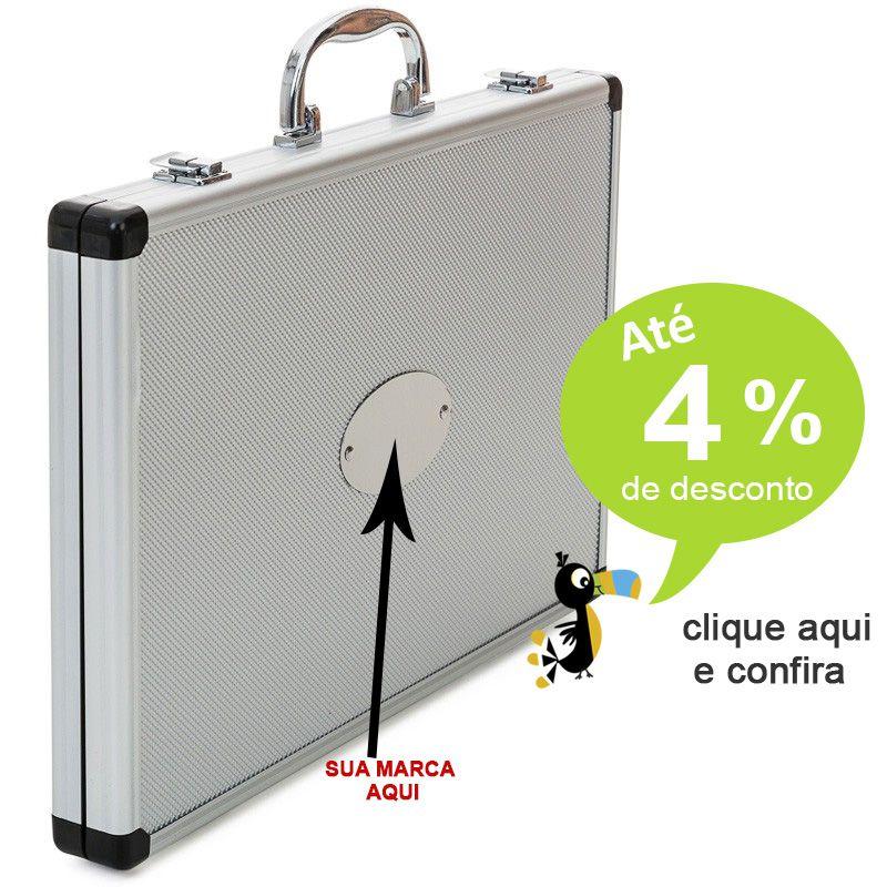 Jogo de Facas na Maleta - 5 Peças - Ref.0014048
