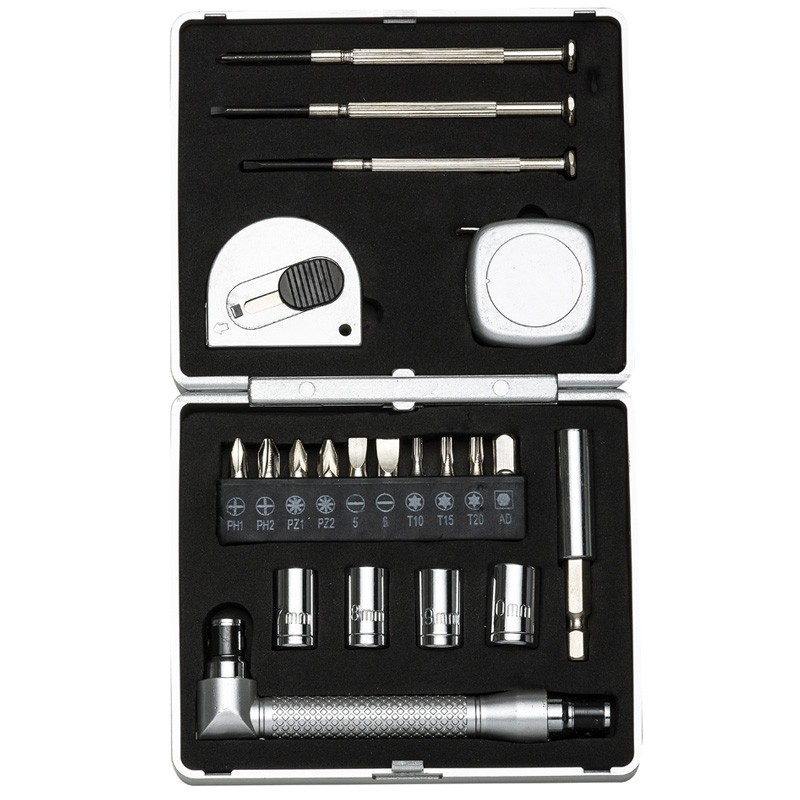 Kit Ferramenta Box 21 Peças Ref.0015314