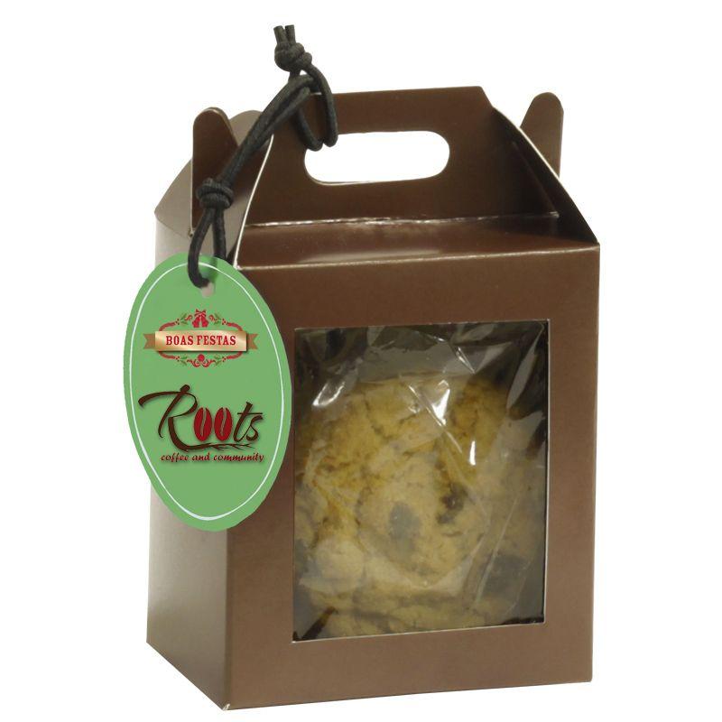 Mini Maleta Visor com Cookies - Ref.0014860