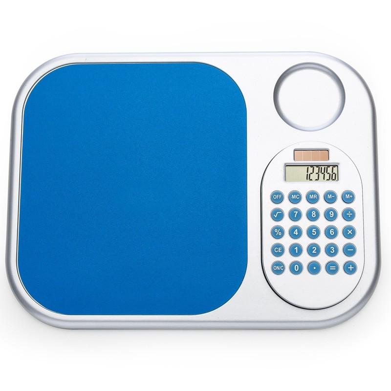Mouse Pad com calculadora plástica- Ref.0019230