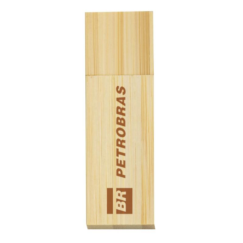 Pen Drive 4GB Bambu - Ref.0032013
