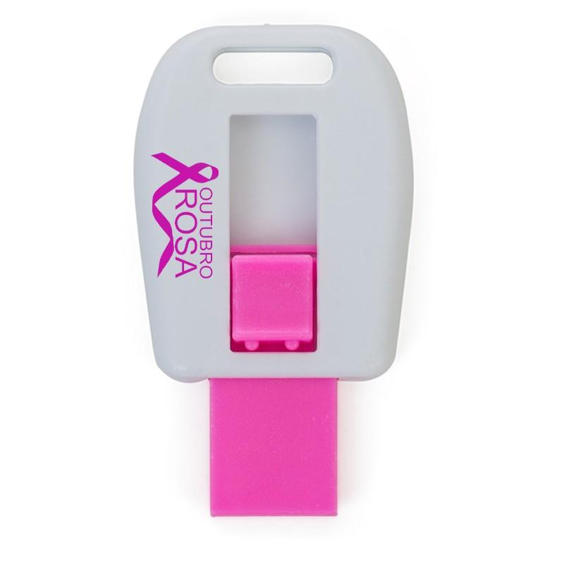 Pen Drive Plástico 4GB - Ref.0032060