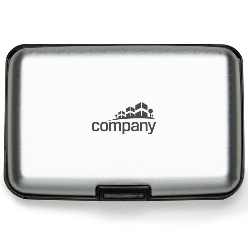 Porta Cartão plástico com 6 divisórias Ref.0029200