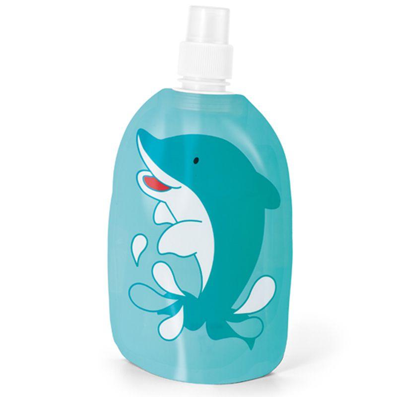 Squeeze Dobrável Infantil 350ml - REF.0018010