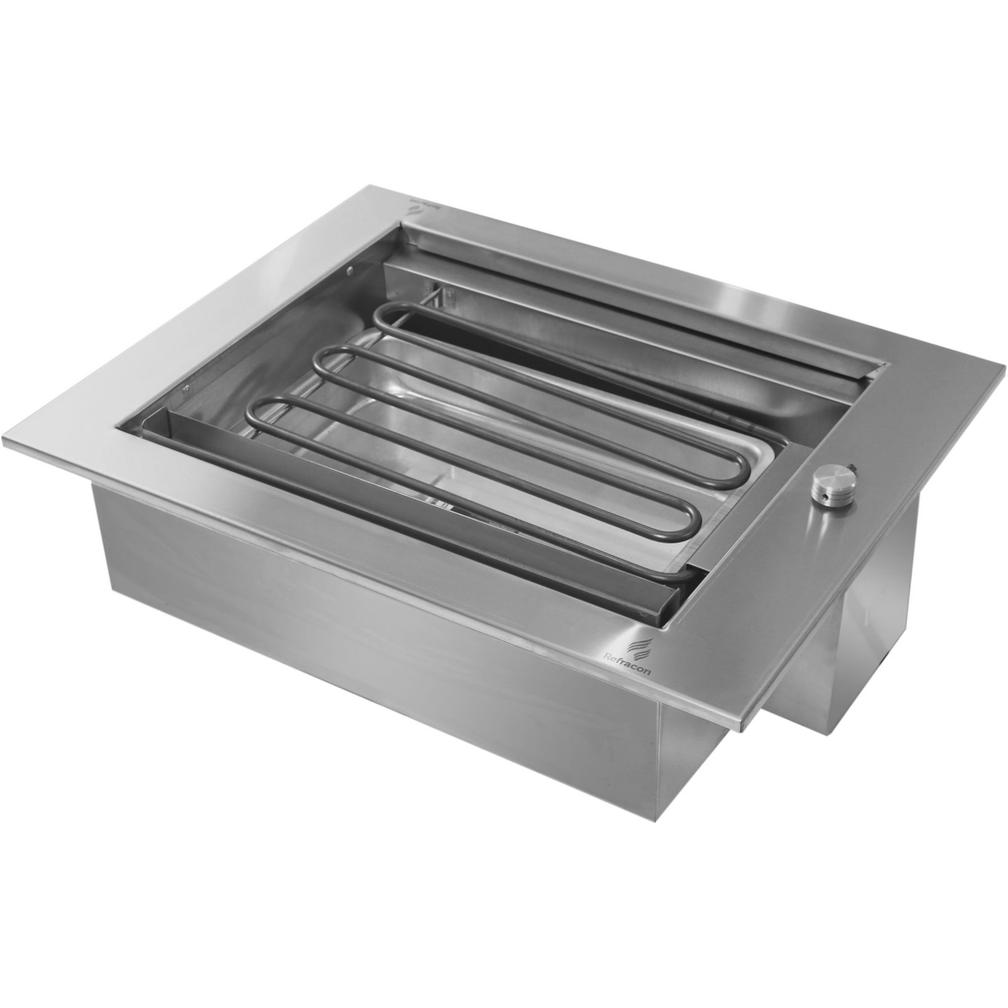 Churrasqueira Elétrica De Embutir Em Inox 304 - 110v 3000w