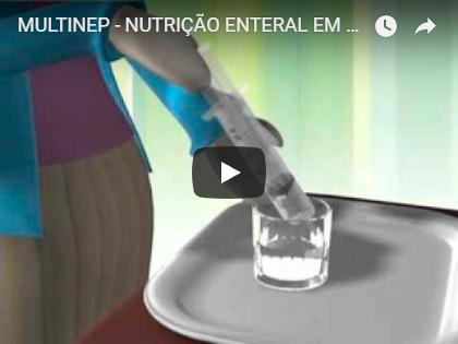 Multinep, Nutrição Enteral