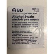 ALCOOL SWAB SACHE BD - (BD)