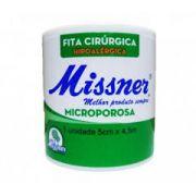 Fita Microporosa 2,5 X 10 Missner - (MISSNER)