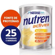 Nutren Active Banana - 400 g - (Nestle)
