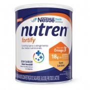 Nutren Fortify Sem Sabor - 360g  - (Nestle)