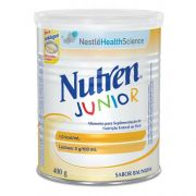 NUTREN JUNIOR 400G BAUNILHA - (NESTLE)