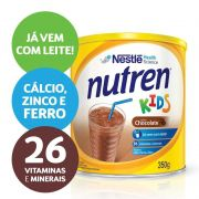 Nutren Kids 350g Chocolate - (Nestle)