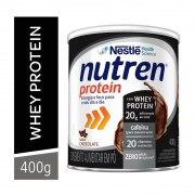 Nutren Protein Chocolate - 400g - (Nestle)