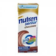 Nutren Senior Chocolate - 200 mL - (NESTLE)