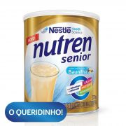 Nutren Senior Baunilha - 370g  - (Nestle)