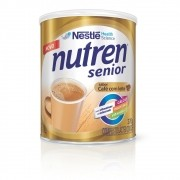 NUTREN SENIOR CAFE COM LEITE 370G  - (NESTLE)