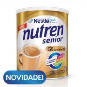 Nutren Senior Café com Leite - 370g  - (Nestle)