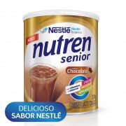Nutren Senior Chocolate - 370g  - (Nestle)