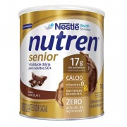 Nutren Senior Chocolate - 740g - (Nestle)