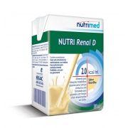 Nutri Renal D Baunilha 200mL - (Danone)
