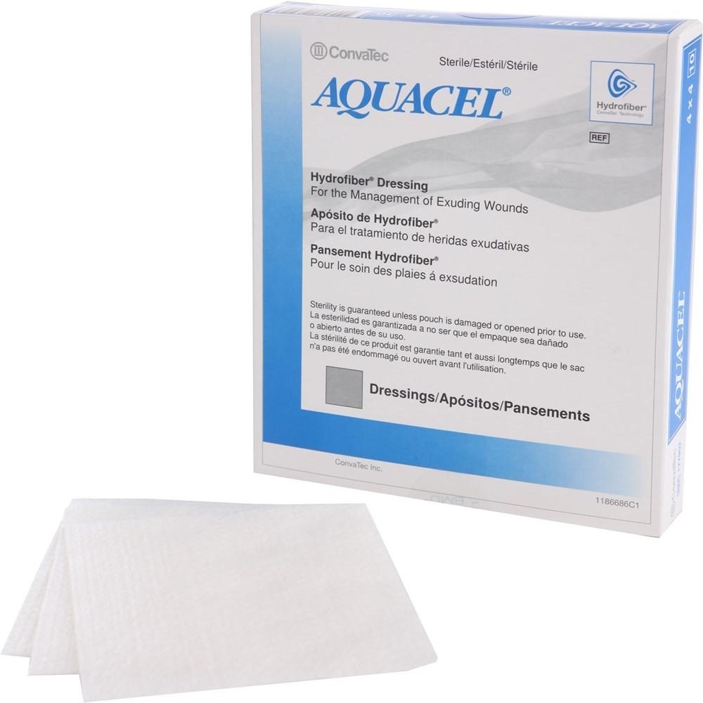 AQUACEL 10 X 10CM 177902/1115892 - (CONVATEC)
