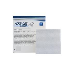 AQUACEL AG EXTRA 15 X 15CM 420678/BR10214 - (Convatec)