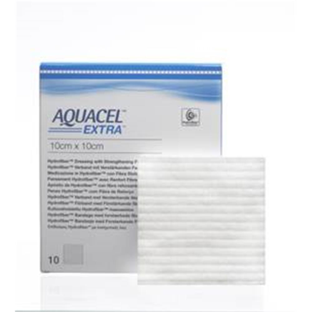 Aquacel Extra 10 X 10 420672/BR10208  - (Convatec)