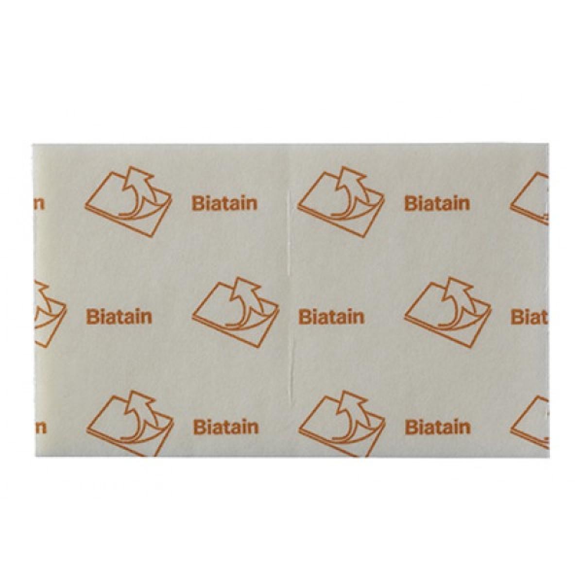 Biatain Ag 5 X 8 não adesivo Cavidade 39628 - (Coloplast)