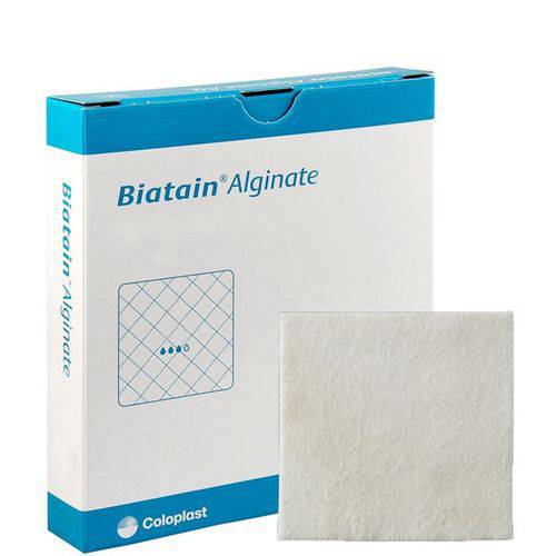 Biatain Alginato (seasorb) 15 X 15 3715 - (Coloplast)