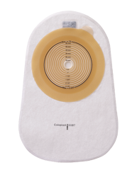 Bolsa 20-55mm Fechada Transparente Alterna Perfil 5686/17410<br /> - (Coloplast)