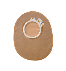 Bolsa 50mm Fechada Opaca Sensura Click 10165 - (Coloplast)