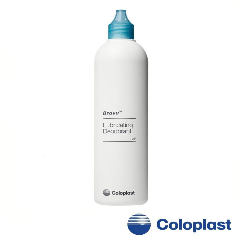 Brava Desodorante Lubrificante 240ml 12061 - (Coloplast)